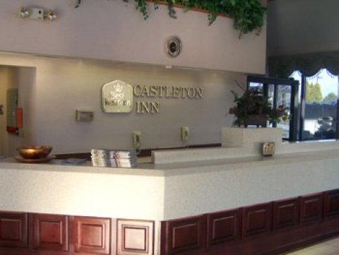 BEST WESTERN CASTLETON INN