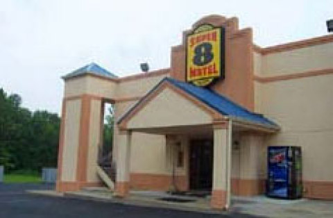 Super 8 Motel Indianapolis IN