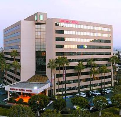 Embassy Suites Irvine-Orange County Airport