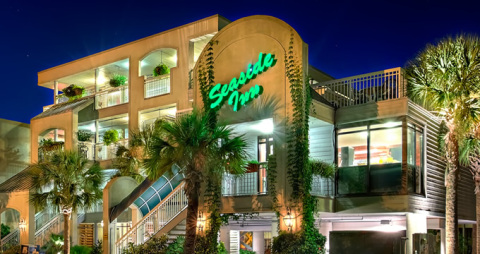 Seaside Inn - Oceanfront, Isle of Palms - Hotel in Isle Of Palms