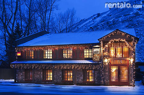 Inn on the Creek - Bed and Breakfast in Jackson Hole