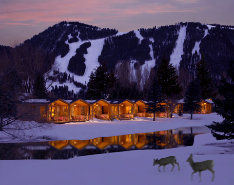 Rustic Inn at Jackson Hole: Creekside Resort & Spa - Hotel in Jackson Hole