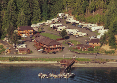 Glen Ayr Hood Canal Waterfront Resort - Hotel in Jackson Hole