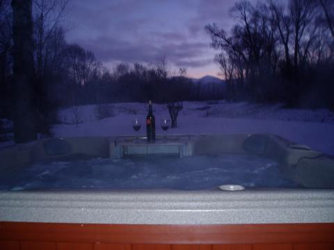 Private Hot Tub - Jackson Hole Vacation Homes