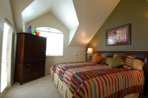 Master Bedroom w/ Deck - Jackson Hole Vacation Homes