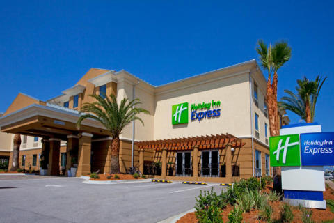Holiday Inn Express - Hotel in Jacksonville Beach