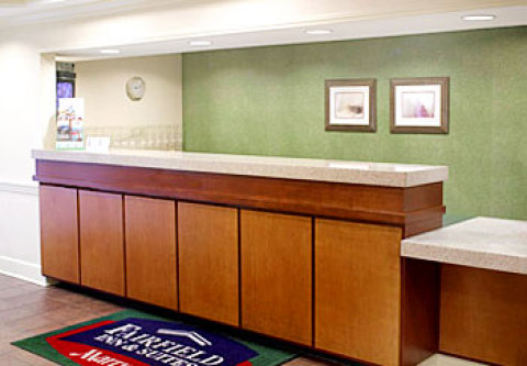 Fairfield Inn By Marriott Jacksonville Airport