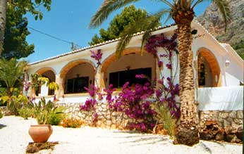 Casa Ladera - Vacation Rental in Javea