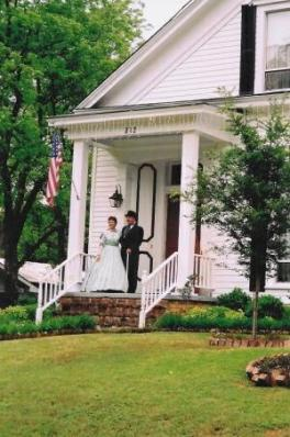 Claiborne House B&B - Vacation Rental in Jefferson