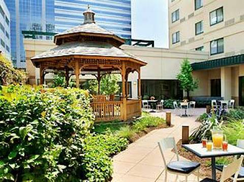 Courtyard by Marriott Jersey City