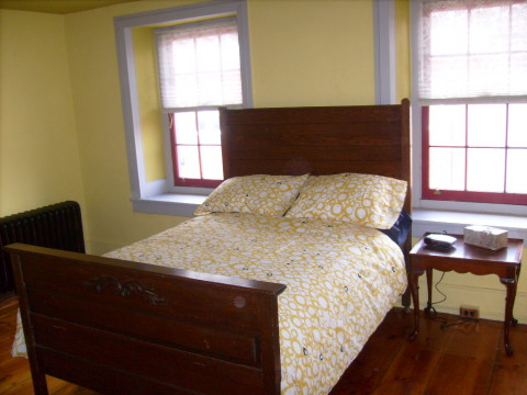 2nd bedroom with period furniture