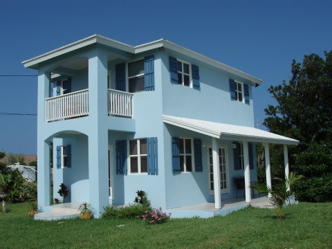 Outa The Blue - Vacation Rental in Jolly Harbour