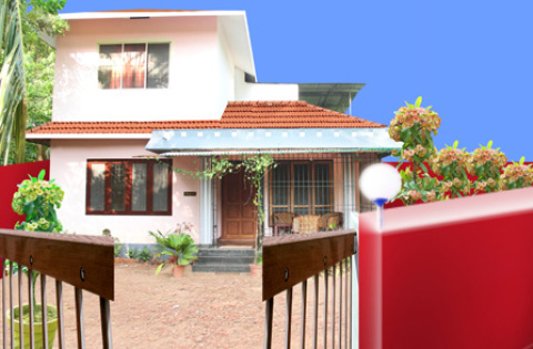 ocean green home stay - Vacation Rental in Kannur