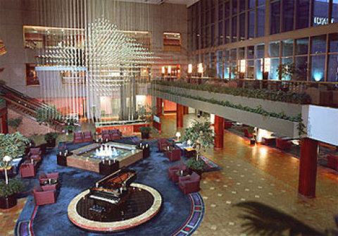 Hyatt Regency Crown Center