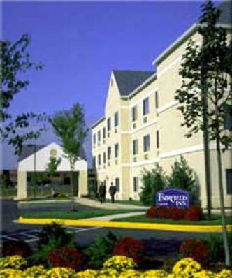 Fairfield Inn and Suites Kansas City North-Worlds