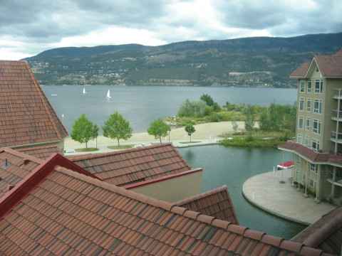 Kelowna Condo Waterfront with Boat Slip - Vacation Rental in Kelowna
