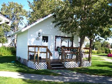 Harborside Cottages - Bed and Breakfast in Kenai River