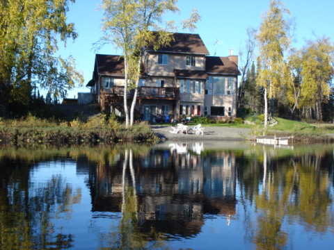 Potter's House - Bed and Breakfast in Kenai River