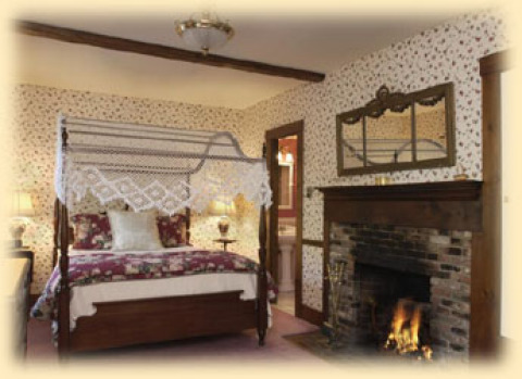 1802 House Inn, a romantic Bed and Breakfast - Bed and Breakfast in Kennebunkport