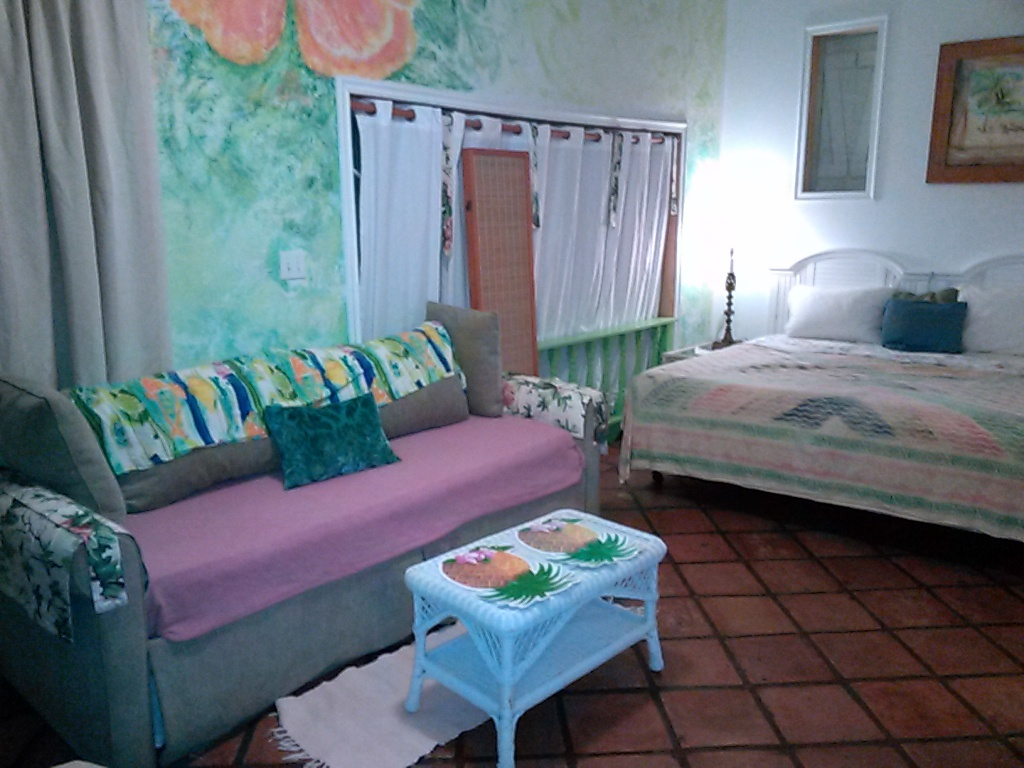 Key West  Beach Front Studio  - Vacation Rental in Key West