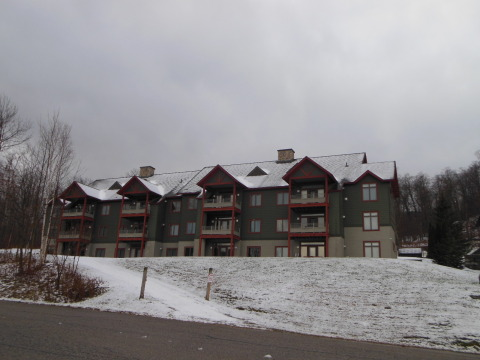Lodges at Sunrise - Vacation Rental in Killington