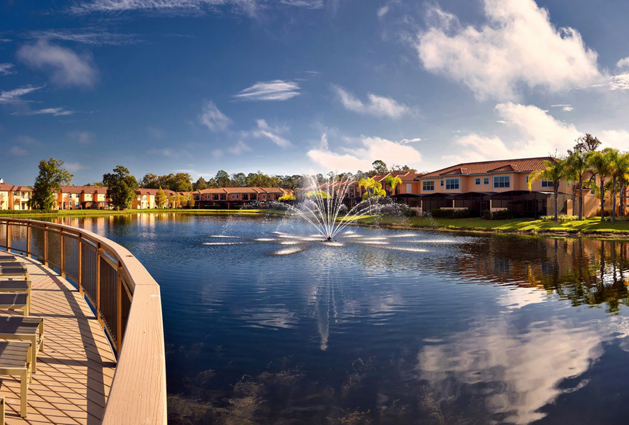 Regals Oaks resort vacation rentals Kissimmee fl