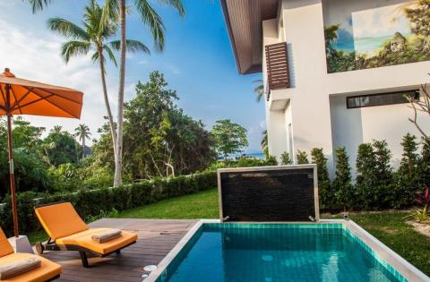 KHWAN BEACH RESORT - Hotel in Koh Samui