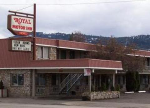 Royal Motor Inn - Hotel in La Grande
