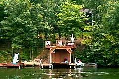 LakeAnna Waterfront Vacation Rental - Vacation Rental in Lake Anna