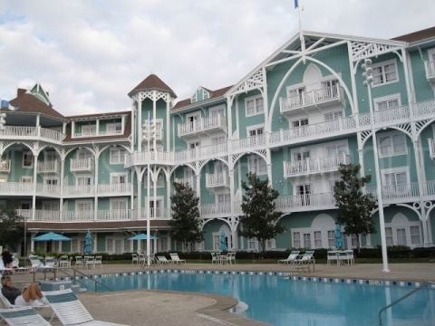 Disney's Beach Club Resort - Hotel in Lake Buena Vista