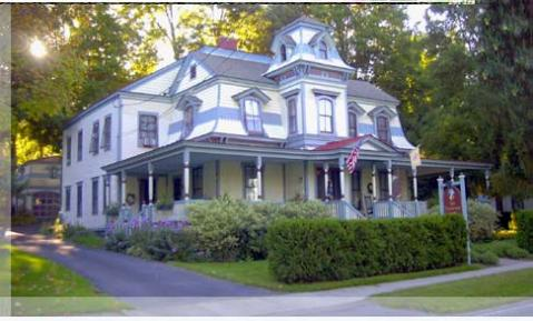 Victorian Lady Bed and Breakfast - Bed and Breakfast in Lake Champlain
