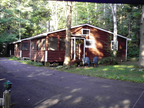 Whispering Pines Cottages - Vacation Rental in Lake Luzerne