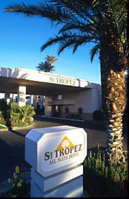 St Tropez All Suite Hotel
