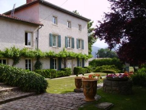 La Buissonni�re - Bed and Breakfast - Bed and Breakfast in Le Puy En Velay
