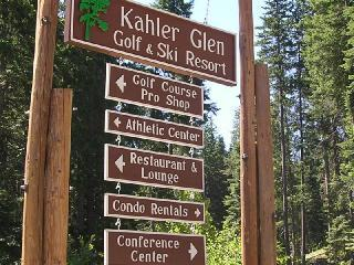 Kahler Glen Golf & Ski Resort - Vacation Rental in Leavenworth