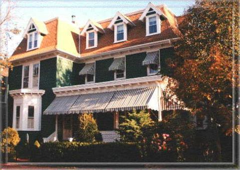 John P. Virden House, Delaware > Lewes - Bed and Breakfast in Lewes
