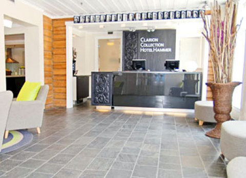 Clarion Collection Hotel Hammer