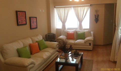 Furnitured , Secured and Confortable Condo - Vacation Rental in Lima