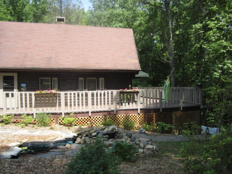 CROSS CREEK CABINS - Vacation Rental in Linville