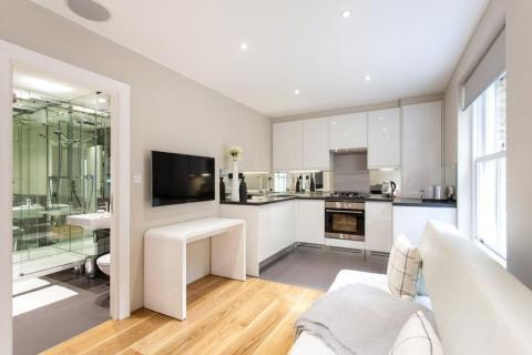 Superb studio apartment in South Kensington, Londo - Vacation Rental in London