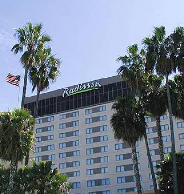 Radisson Hotel Los Angeles Airport