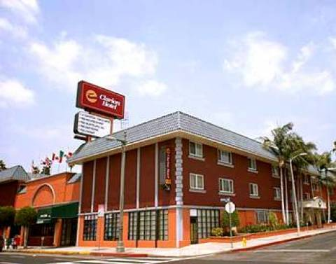 Clarion Hotel Downtown L.A