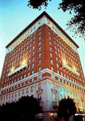 The Historic Mayfair Hotel Los Angeles