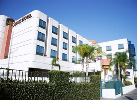 Best Western Suites Hotel LAX