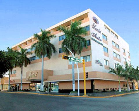 Los Mochis Hotel Hotel Santa Anita