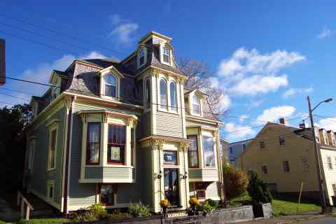 offers elegant bed and breakfast accommodations - Bed and Breakfast in Lunenburg
