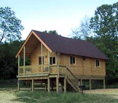 Bella Vista Cottage & River Cabins - Vacation Rental in Luray