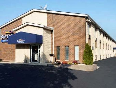 Baymont Inn and Suites Madison/East