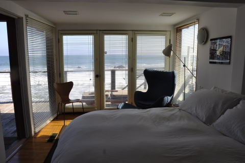 OCEAN FRONT MALIBU BEACH HOUSE - Vacation Rental in Malibu