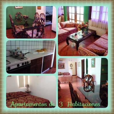 Apartment ideal for groups or families.Armed Secur - Vacation Rental in Managua